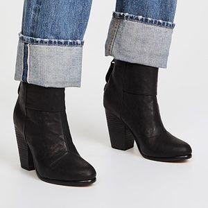 Rag&Bone Classic Newbury Leather Ankle Boots